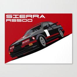 Sierra RS500 Canvas Print