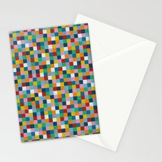 Colour Block Stationery Cards