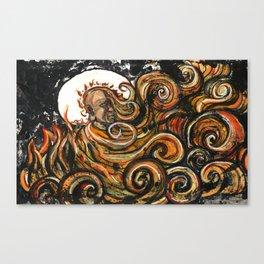 Thích Quảng Đức Canvas Print