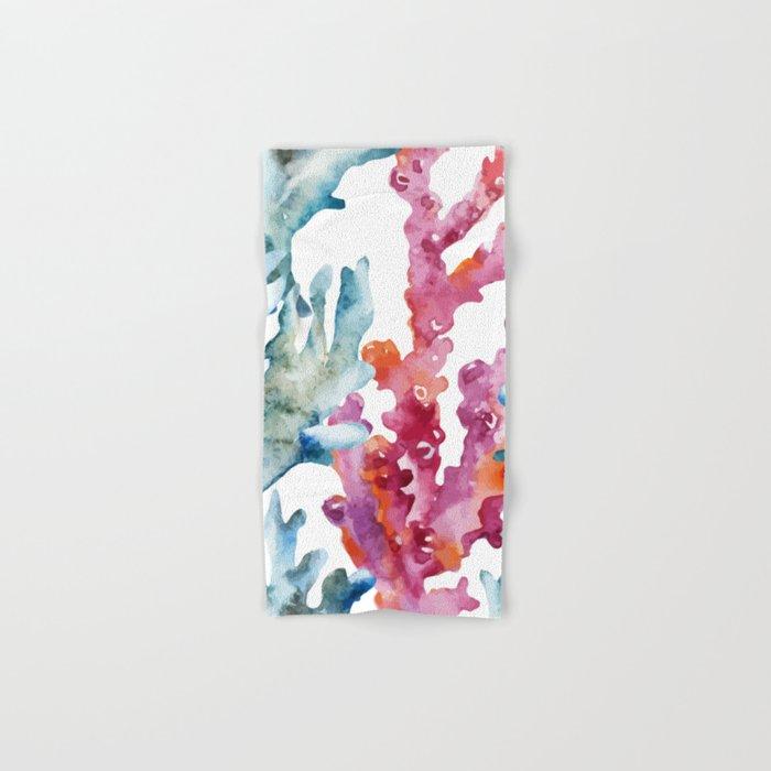 Sea Life Pattern 02 Hand & Bath Towel