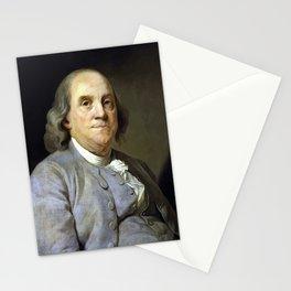 Benjamin Franklin Stationery Cards