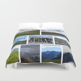 Expo Collage 1 Duvet Cover