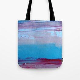 Hazey Tote Bag