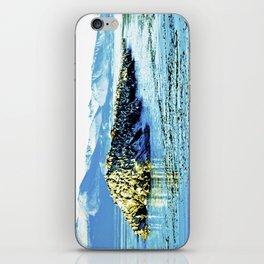 Magnificent nature. iPhone Skin