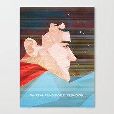 ALL-STAR Canvas Print