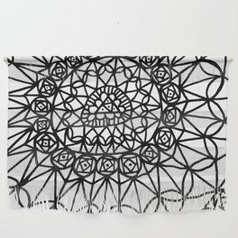 Doodle 12 Wall Hanging