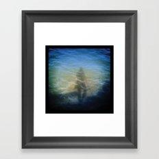 Mystic Shadow Framed Art Print