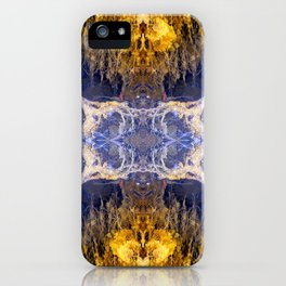 Rooted at the Heart iPhone Case