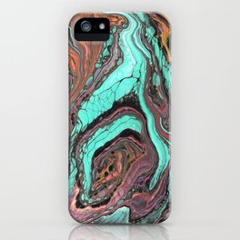 Monday madness iPhone Case