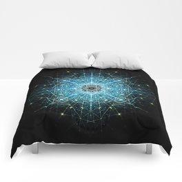 Dimensional Tensegrity Comforters