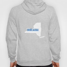 Erie Canal in NY State Hoody