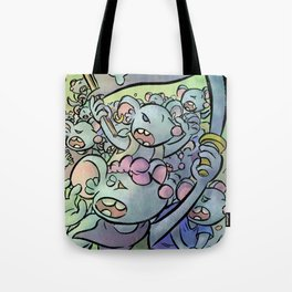 Pirate Mutiny! Tote Bag