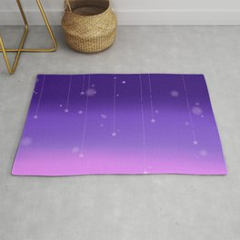 Wish Upon A Falling Star Rug