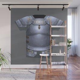Armor Series: Dwarven Plate Wall Mural