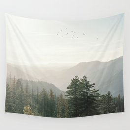 Yosemite Collection I Wall Tapestry