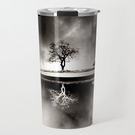 SOLITARY REFLECTION Travel Mug