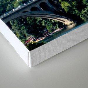 A Georgetown view - Photo Canvas Print
