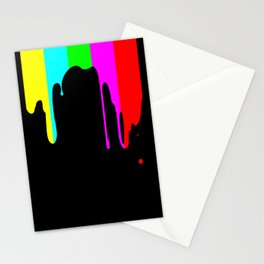 Colour Test Stationery Cards