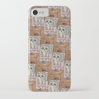 movies iPhone & iPod Cases featuring Sad Movies by wemma