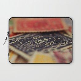 Macro Stamps Laptop Sleeve
