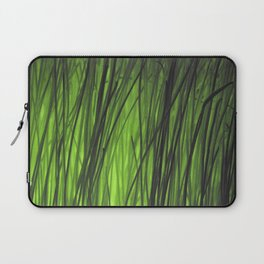 Green grass Laptop Sleeve