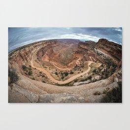 Canyonlands, Moab, UT Canvas Print