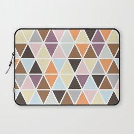 Geo Triangles Laptop Sleeve