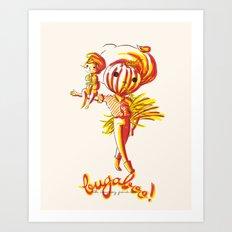 bugaboo Art Print