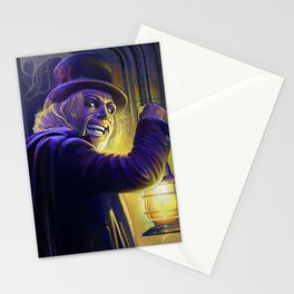 """Lon Chaney from """"London After Midnight"""" (1927) Stationery Cards"""