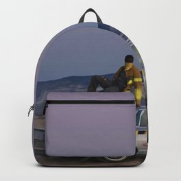 asap rockyy car Backpack