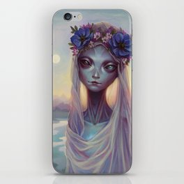 Dreams of Other Worlds iPhone Skin