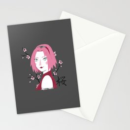 Kunoichi Stationery Cards