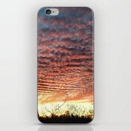 Rolling Skies iPhone Skin