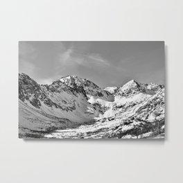 colorado rocky mountain high Metal Print