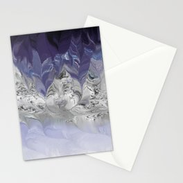 Mystic Mountains Conversation Stationery Cards