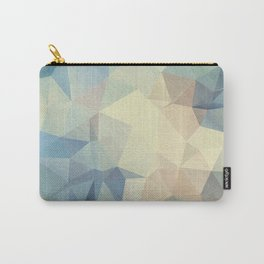 Abstract polygonal 2 Carry-All Pouch