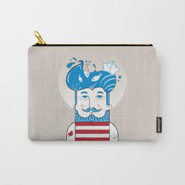 Hey Sailor! Carry-All Pouch
