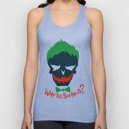Suicide Squad - The Joker Unisex Tank Top