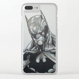 Bats Clear iPhone Case
