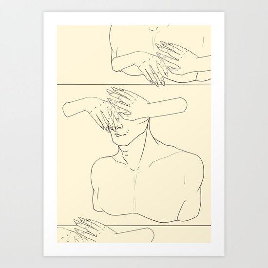 Once Art Print