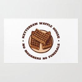 Ketterdam Waffle House Rug