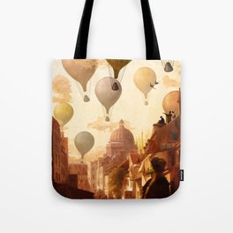 Voyage to the Unkown Tote Bag