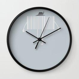Mr. Code Wall Clock