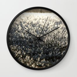 winter 3 Wall Clock