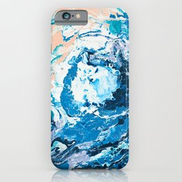 Icey swell iPhone Case
