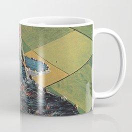 Salmon Farm Coffee Mug