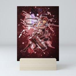 Sasha Blouse Mini Art Print