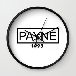 PAYNE 1993 Wall Clock