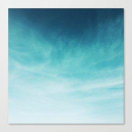 Magical Blues Canvas Print