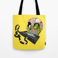 VHS Horror-Phobia by Cap Blackard Tote Bag